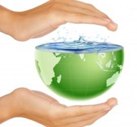 ecologisch besparend douchekop