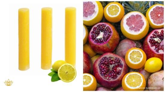 Aroma Wellness Douchekop met Vitamine C