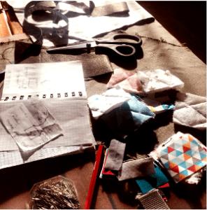 L'atelier de Noël de Doudou Cannelle