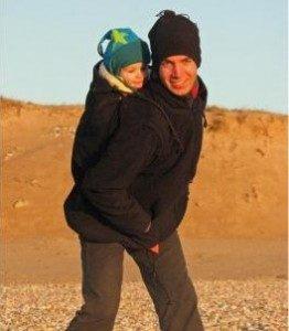 Manteau de portage   solution porte bébé par grand froid 8cee83a92b4