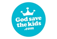 Logo god save the kids