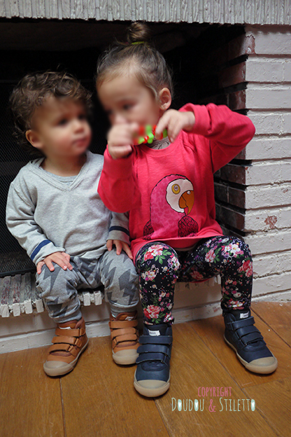 Faguo Walnut Chaussures