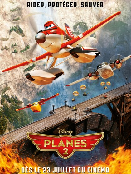 Planes 2 affiche