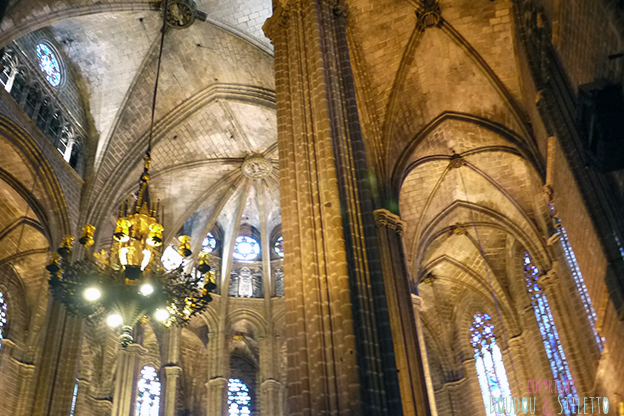 Cathédrale Barcelone