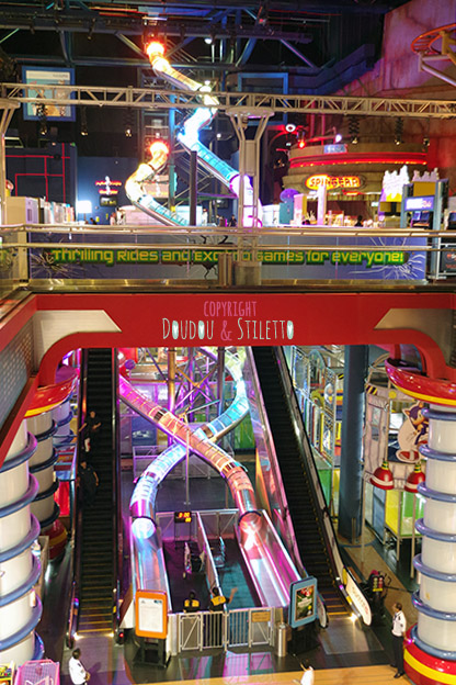 sega world dubai mall