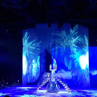 Disney sur glace, les mondes féériques