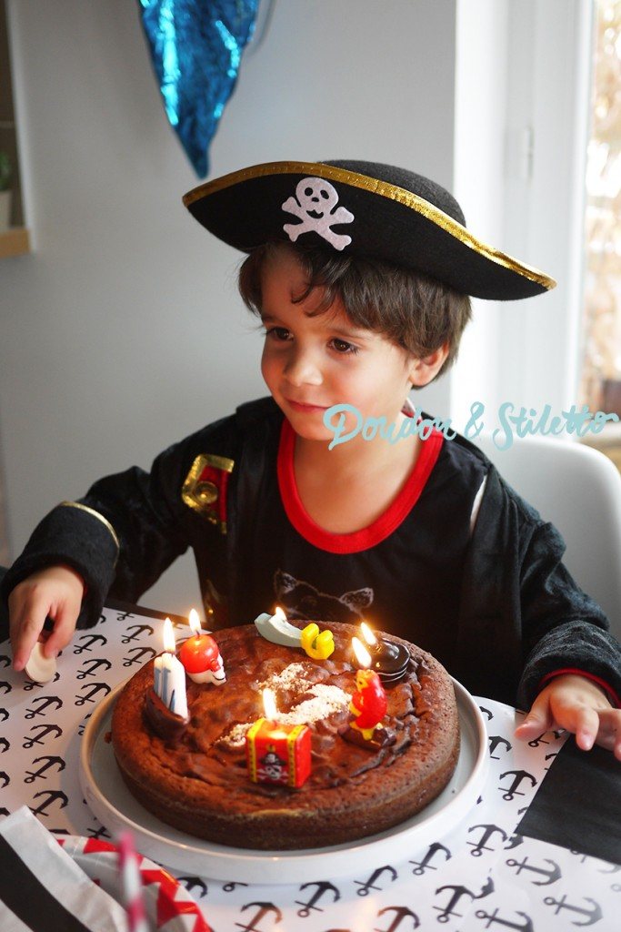 Anniversaire pirates