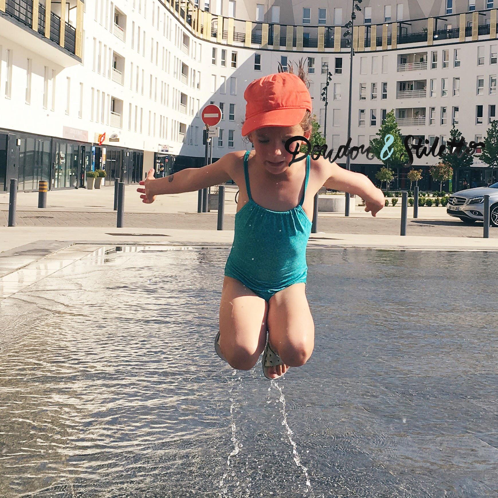 Little Looks} Les jolis maillots Happy duck Doudou & Stiletto