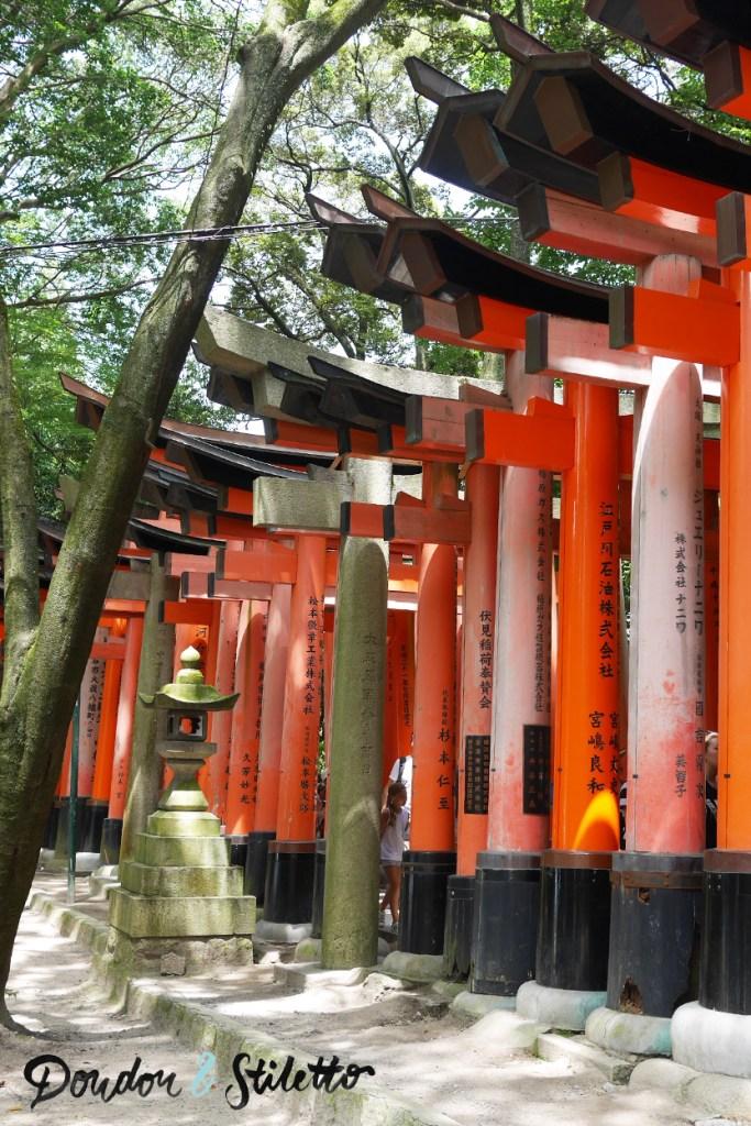 Fushimi Inari Tashima Kyoto