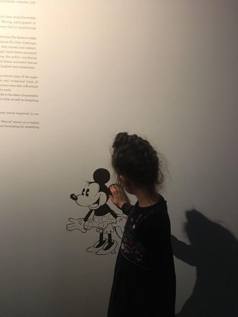 Exposition Disney Art Ludique