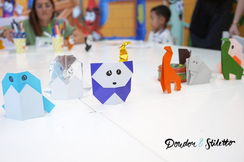 Origamis beaugrenelle
