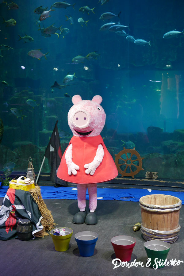 Peppa Pig Aquarium de Paris6