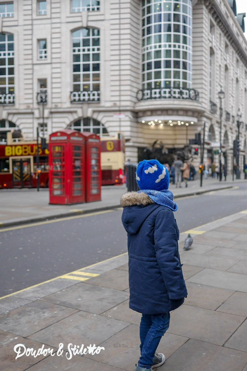 Londres en famille 7