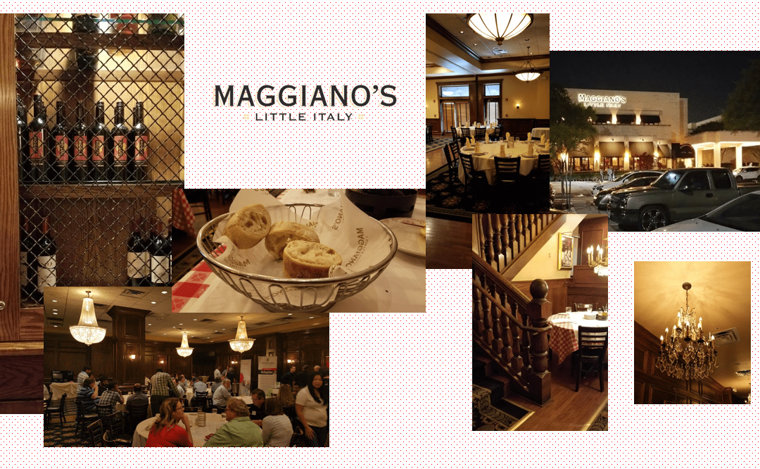 Spring Mixer at Maggiano's Northpark (4/4)