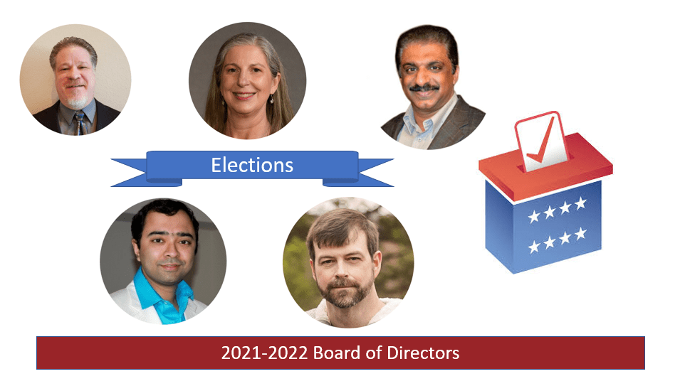 ELECTIONS: Slate of Nominees Available, Voting Opens on 1/8