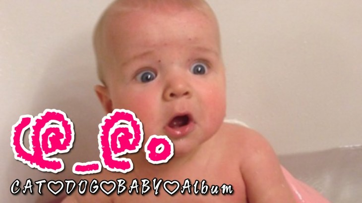 【赤ちゃんおもしろハプニング】可愛い赤ちゃんびっくり動画集③/【Baby Fun Happening】 Cute Baby Video Collection ③