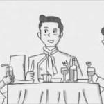 鉄拳(Tekken)パラパラ漫画 「約束」超大作 涙止まらない 【感動】