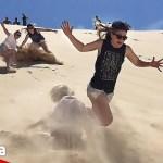 砂だから大丈夫!?砂山で起きたハプニングの瞬間まとめ【Video Pizza】