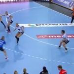【Handball】凄いフェイントだけど・・・