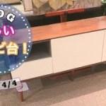 可愛いテレビ台みっけ★ 【アメリカ生活ビログ】