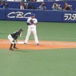 阪神タイガース2018/植田海選手の盗塁は本当にすごい(2018.05.19)