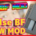 【VAPE MOD】Pulse BF 80W MOD 意外と軽くてビックリ!良いね! 電子タバコ