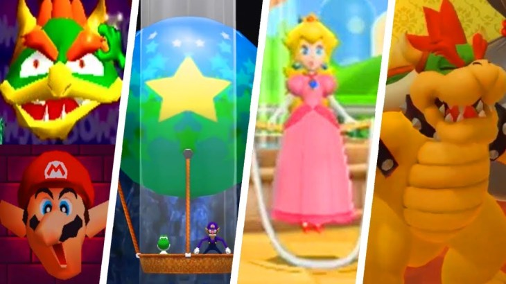 Evolution of Best Minigames in Mario Party Games (1998 – 2018)