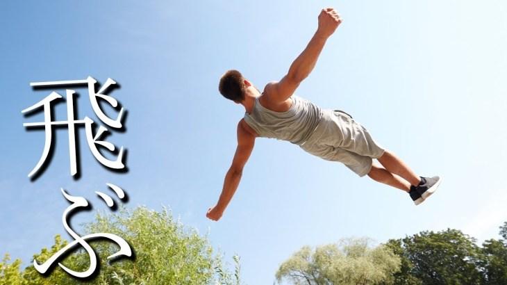 「すごい高さからバク宙する」だけのゲームが人生で一番楽しい