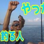 堤防ライトショアジギで高級魚!!時々釣れると凄い嬉しい♪