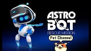 ♯3【PS4PRO】ASTRO BOT:RESCUE MISSION (アストロボット レスキューミッション)実況【スゴイしか言えない!感動体験におじさん大騒ぎ!】