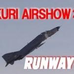 空自ファントム最強離陸!!! 凄い離陸の第301飛行隊 百里基地航空祭特別公開