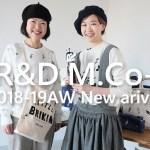 【R&D.M.Co-】可愛いキャラクターアイテムが今年も!