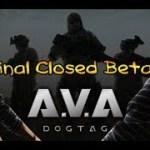 【AVA DogTag】面白い武器を見つけたので使っていくよ٩( 'ω' )و【Steam AVA】