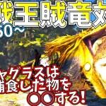 【MHW】ドスジャグラス捕食後の驚きの行動&巨大化新クエ対策!!大型モンスターも丸のみ??【モンハンワールド】