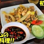 ベトナムの料理が凄い♪屋台とビーチの最高のグルメw