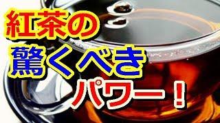 紅茶の驚くべきパワー!実はすごい健康への効果とは・・・