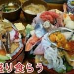 【大食い】幸寿司さんのビックリ丼やばっ★【デカ盛り】