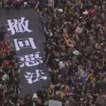 香港感動世界!3分鐘回顧616「200萬+1」大遊行,盤點經典畫面與感人瞬間