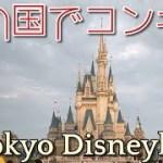【びっくりチキン】ディズニーランドでディズニーメドレーのはずが「コンギョ」が頭から離れず・・・/ Chicken visits Tokyo Disneyland