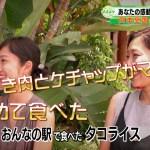 ボイメンの感動ごはん(ゴゴスマ)/7月25日放送/タコライス/沖縄県恩納村