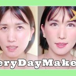 ゾンビが女になるまでの過程【可愛いは作れる】Every Day Make Up