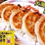 びっくり餃子と名物サワー【三度の飯より餃子好き】満足過ぎる!