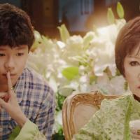 浅丘ルリ子 が出演する 花王 ディープクリーン シュッシュデント のCM「祖母のナイトルーティーン」篇。
