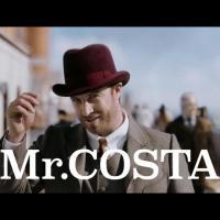 日本コカコーラ コスタ コーヒー のCM「コスタ Mr.COSTA 日本へ出航」篇