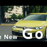 Volkswagen Japan 新型Golf  のCM 「新型Golf いよいよ登場」篇。曲 ポルカドットスティングレイ 「ストップ・モーション」