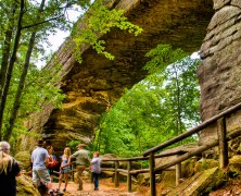 When you think outdoor adventure – think Kentucky