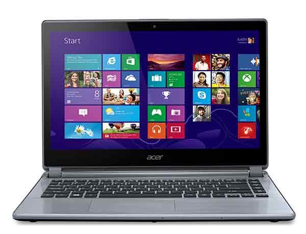 Acer ultrabook