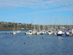 Kinsale – a picturesque harbor town in County Cork