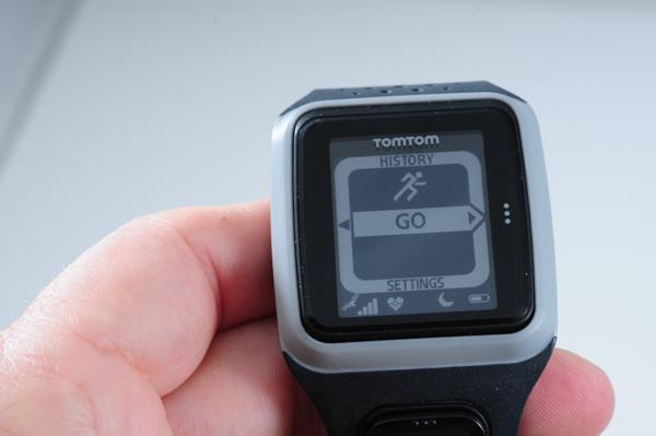 TomTom Runner watch