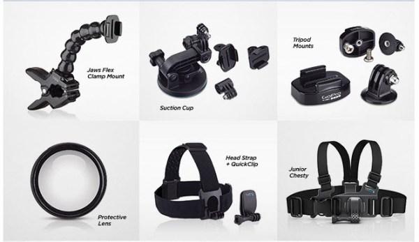 GoPro-accessories
